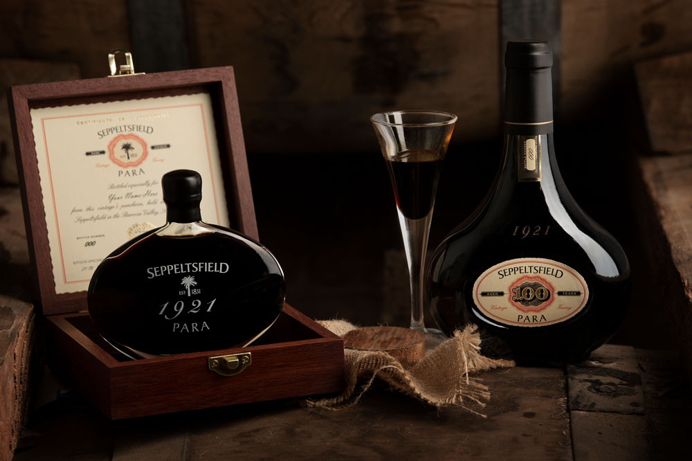 Seppeltsfield 1921 100 Year Old Para Vintage Tawny