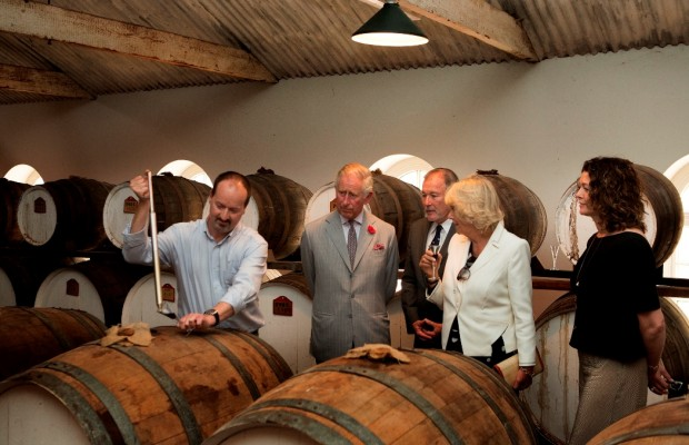 Seppeltsfield Launches New Wine Experiences On Royal Visit