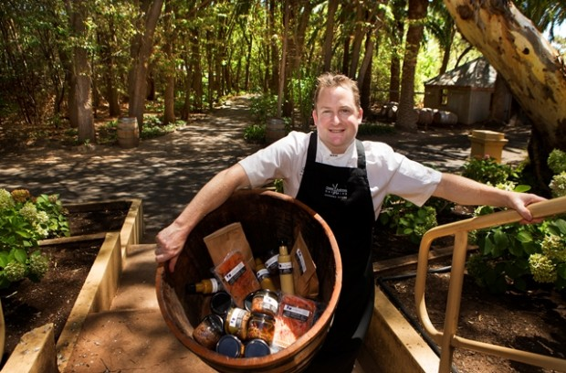 Barossa Chef To Launch Providore